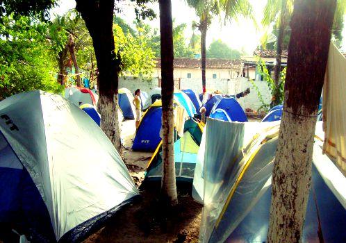 Camping no Brasil
