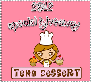 2012 Special Giveaway.