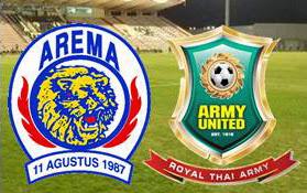 Prediksi Skor Arema vs Army United 29 Desember 2013 Trofeo Persija