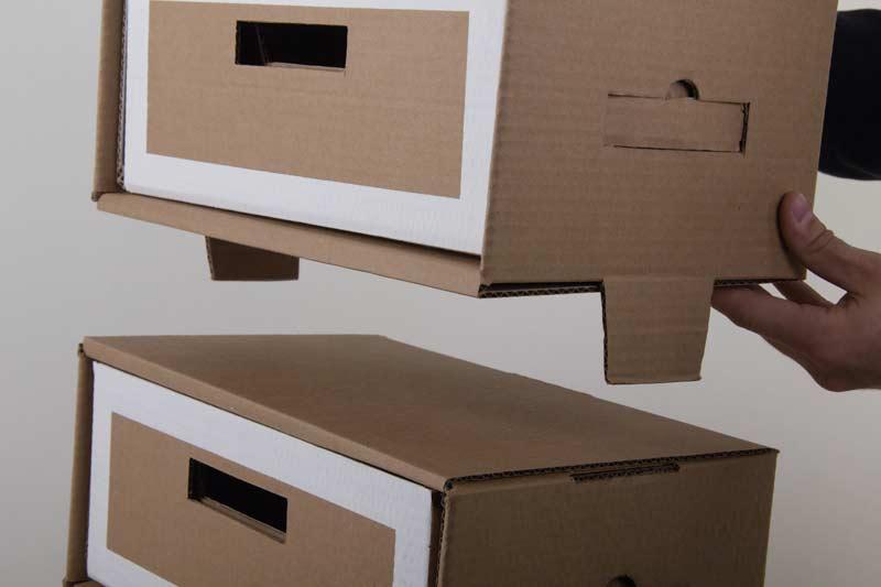 Packaging uqam paris salon de l 39 emballage 2012 - La boite a chaussures ...