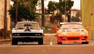 Fast and furious cars collections