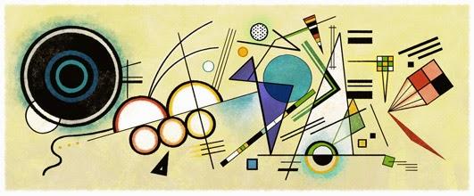 Kỷ Niệm 148 Năm Ngày Sinh Nghệ Sĩ Wassily Kandinsky