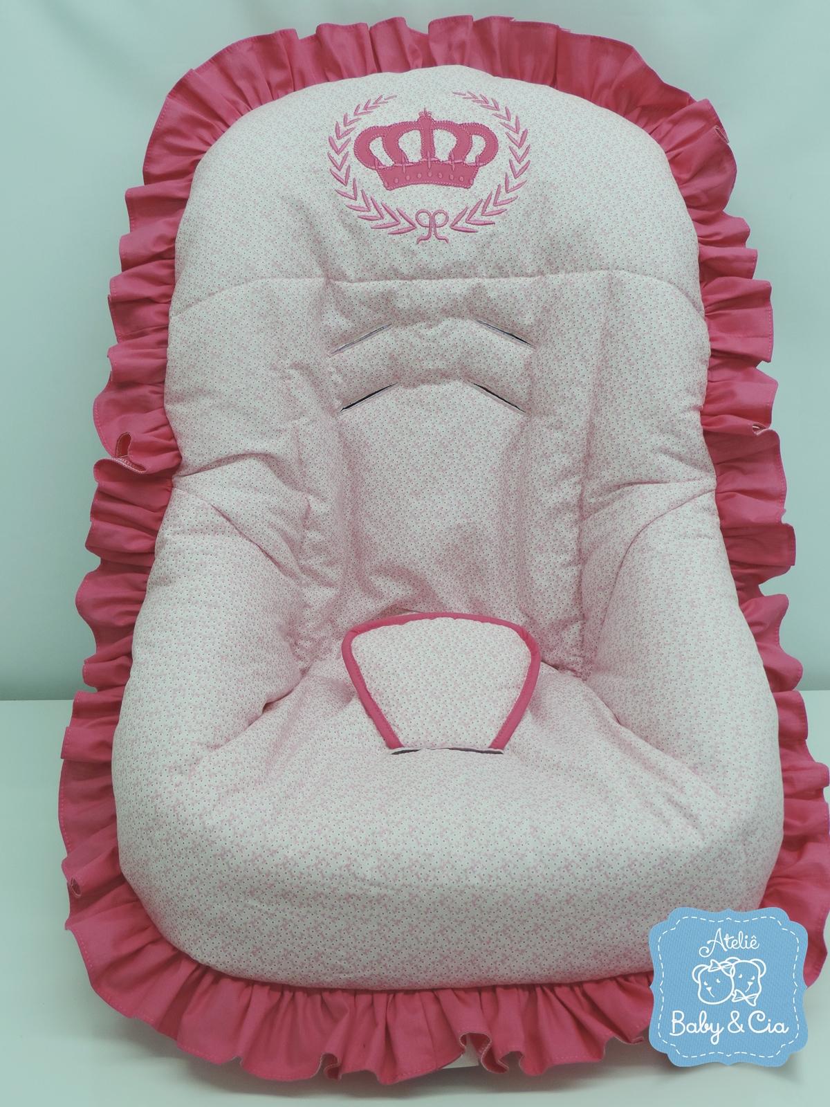 Muitas vezes Ateliê Baby e Cia: Capa de bebê conforto e capa para carrinho TD92