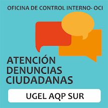 ORGANO DE CONTROL INSTITUCIONAL
