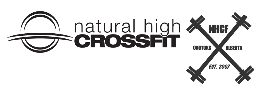 Natural High Crossfit W.O.D