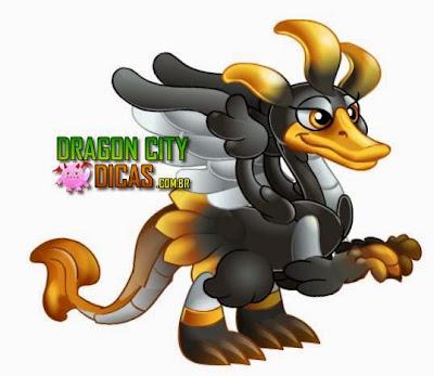 Dragão Cisne Negro