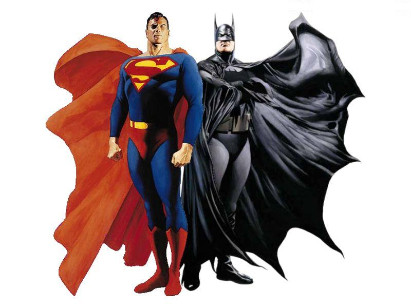 The Blog Adventures: THE TOP 10 GREATEST SUPERHERO CAPES OF ALL TIME