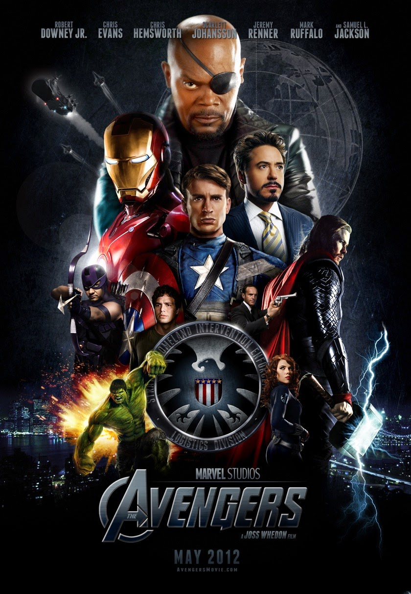 The Avengers 2012 - Full (HD)