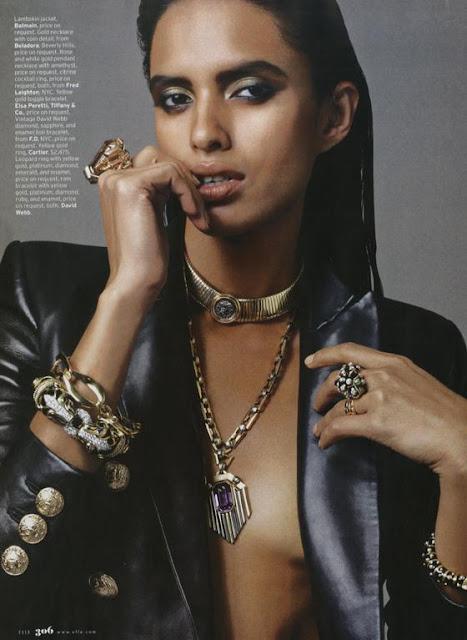 Lakshmi Menon,Supermodel
