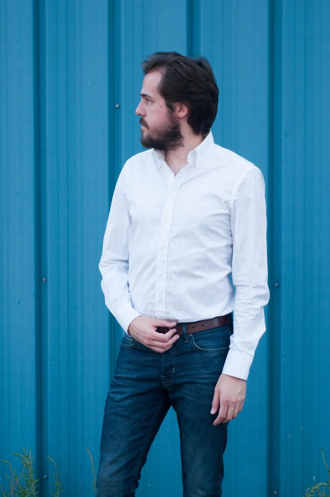 burberry shirt, burberry mens shirt, all saints jeans, all saints cigarette jeans, mens style