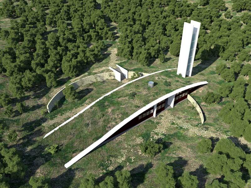 Apuntes revista digital de arquitectura techos verdes y for En que consiste la arquitectura