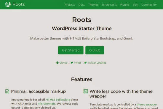 10 Free Blank WordPress Themes