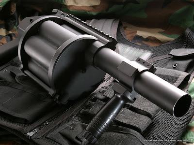 big machine gun