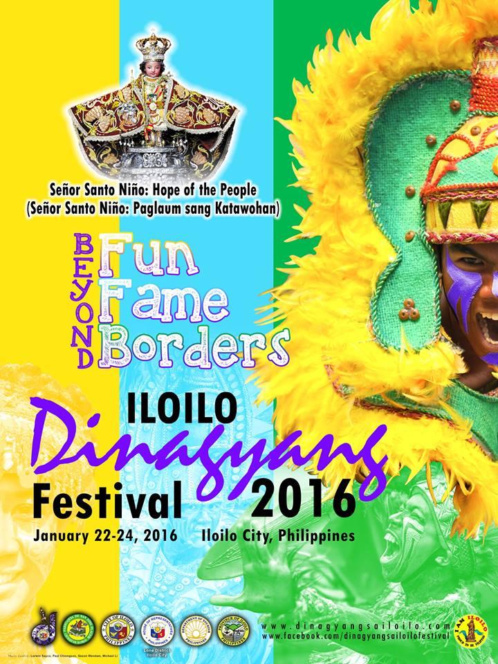 Iloilo Dinagyang Festival 2016