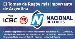 Se juega la cuarta fecha del Nacional de Clubes