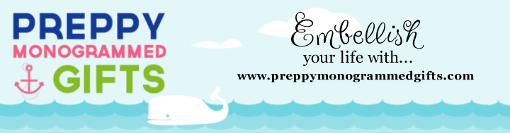 Eat, Drink, Sleep PREPPY!  Embellish your life with... preppymonogrammedgifts.com