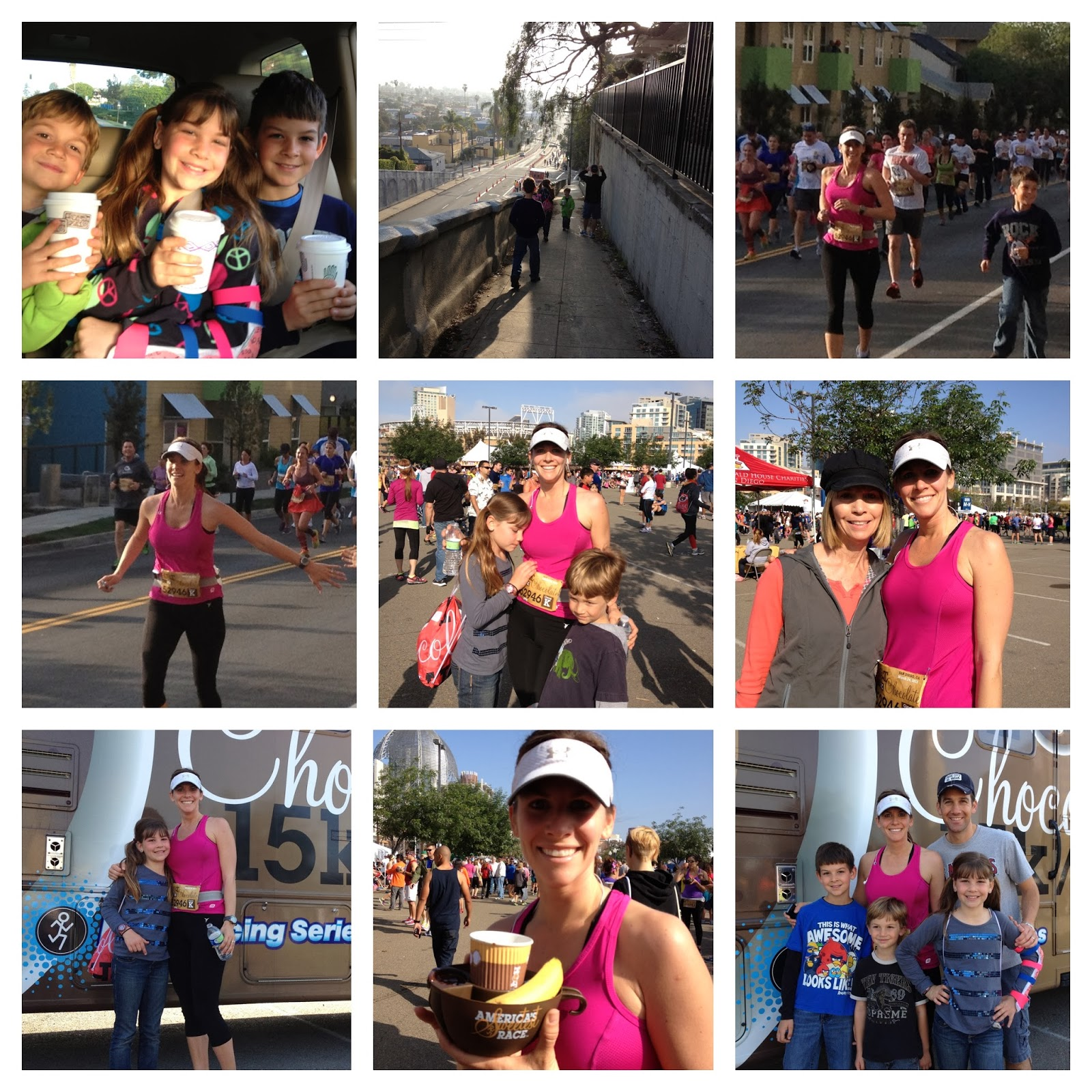 Hot Chocolate Run, www.HealthyFitFocused.com