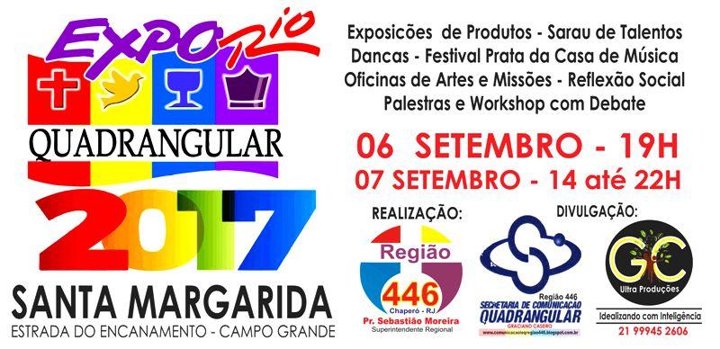 EXPO RIO QUADRANGULAR 2017