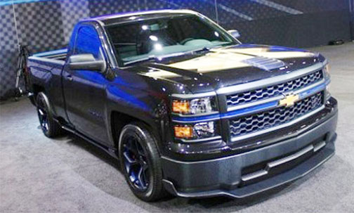 The Forthcoming 2016 Chevy Silverado SS Concept of Leading Cars