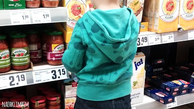 Pullover Leo von pattydoo