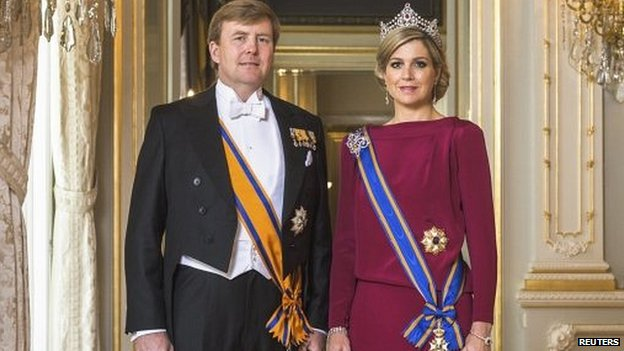 The first 100 days of King Willem-Alexander: