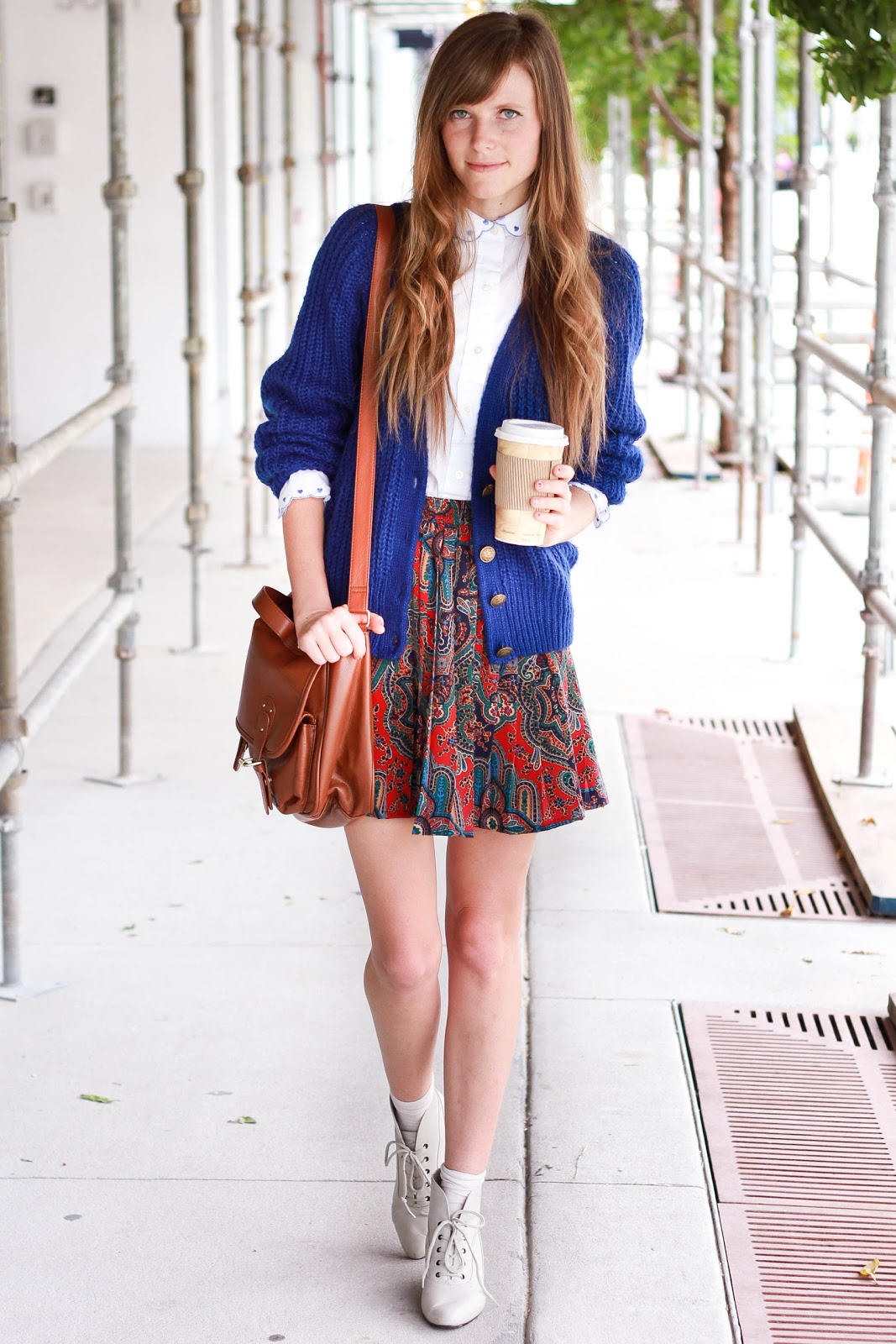 coffees & cable knit cardigans. / Steffys Pros and Cons ...