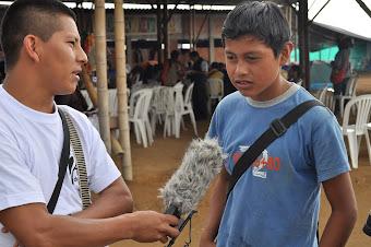 2012 . Año Internacional de la Comunicación Indígena