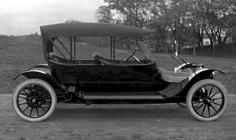 Výsledek obrázku pro Cadillac Model M 1912-1916