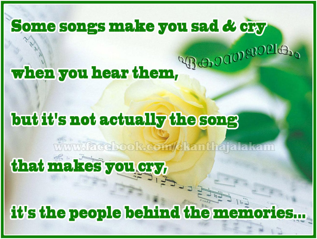 Lovely quotes for you some songs make you sad and cry for Saddest country song ever that will make you cry