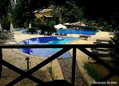 Praia da Pipa Pousada dos Girassois piscina