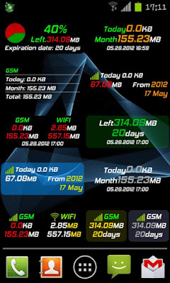 Mobile Counter Pro - 3G WIFI V3.2.1 APK