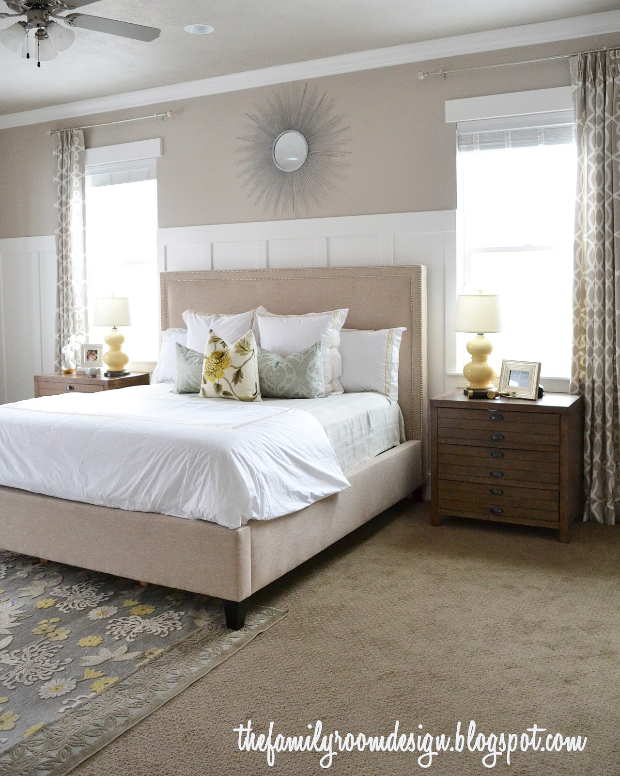 Master Bedroom Updates And A Frugal Find Sita Montgomery Interiors