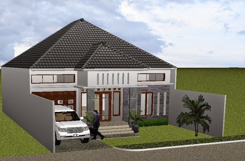 Sebuah desain rumah sederhana bisa dilihat dari bentuknya yang sederhana. Tidak perlu banyak detail yang terlalu rumit. & ualitas tepat dan harga bersahabat Rp. 35.000- /m2. Info lebih ...
