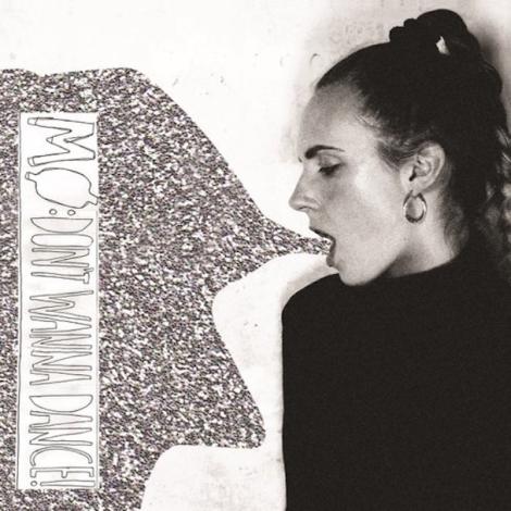 MØ 'Don't Wanna Dance' Single Artwork