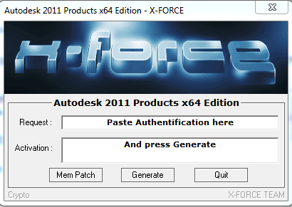 X force cracks all autodesk 2015
