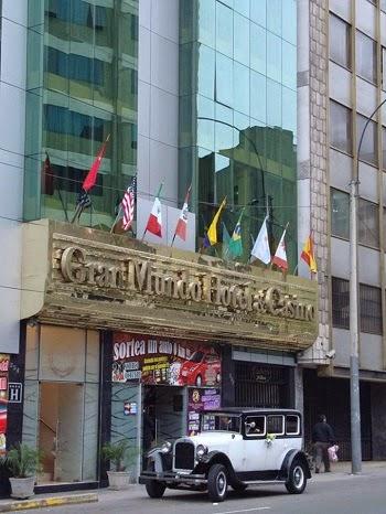 Gran Mundo Hotel en Jesus María - Lima - Lima - photo#1