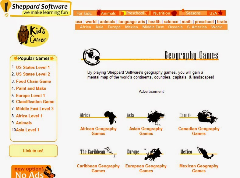 http://www.sheppardsoftware.com/Geography.htm