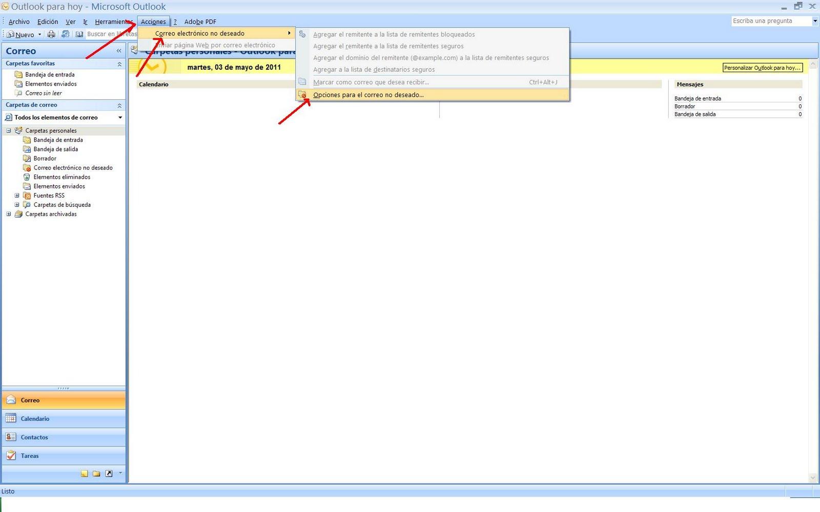SOLUCIONES TECNICAS - INFORMATICA DE USUARIO: 2011