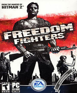 Freedom Fighters 1 Cover, Poster