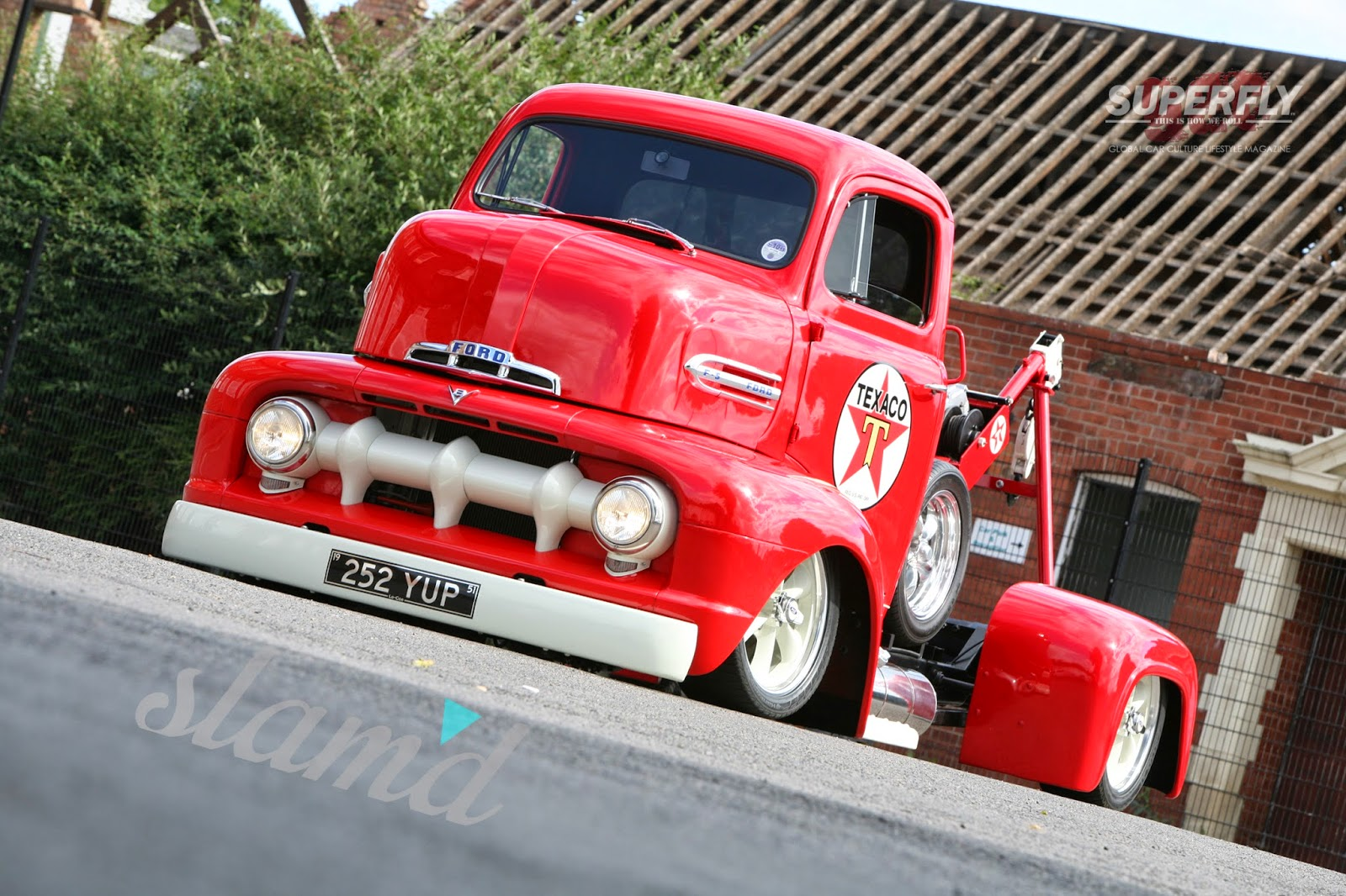 1951 ford coe tow - photo #3