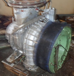 BBC Turbo Charger, VTR, used, complete turbo charger, second hand, turbo charger spare parts
