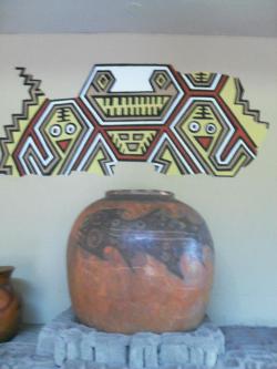 museo huaca pucllana