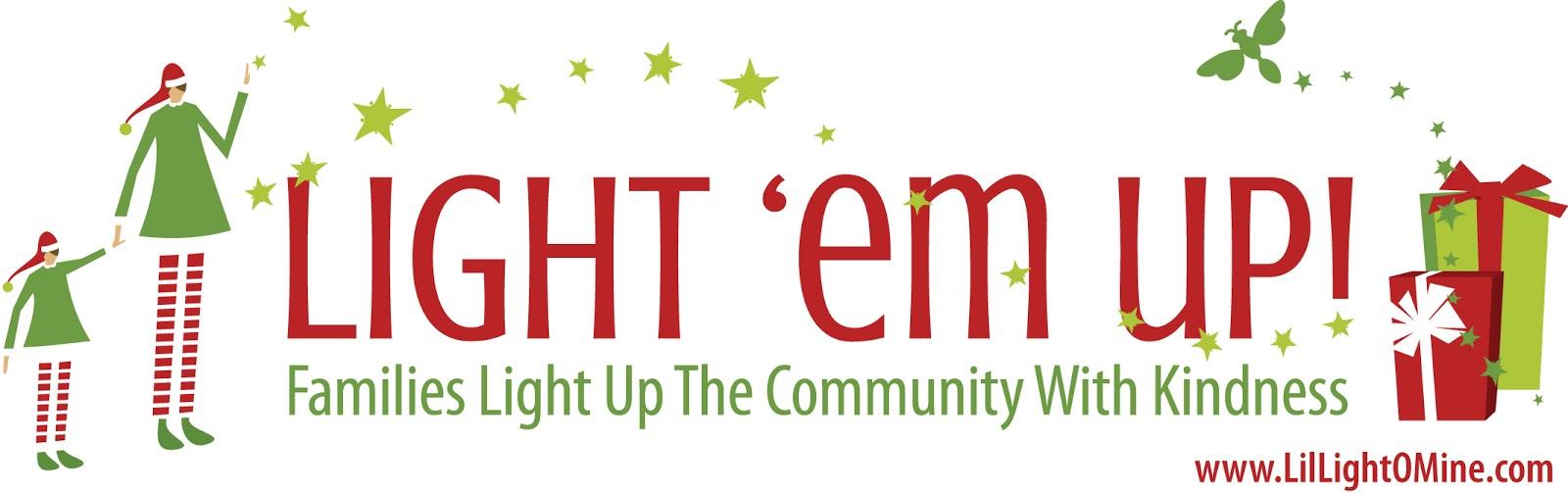 Light em up ideas amp freebies a list of 100 random acts of kindness