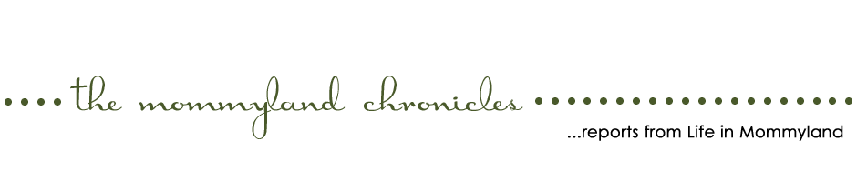 Mommyland Chronicles