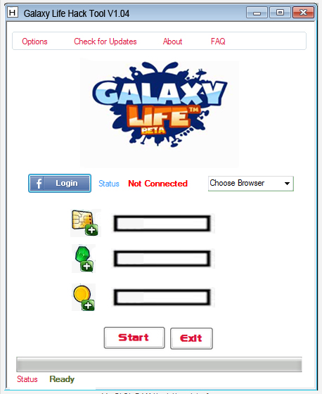 Galaxy Life Hack Tool and Chips Generator version 1.04 ...