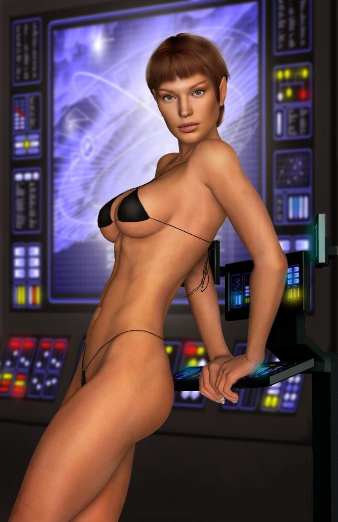 Seven of nine sex stories