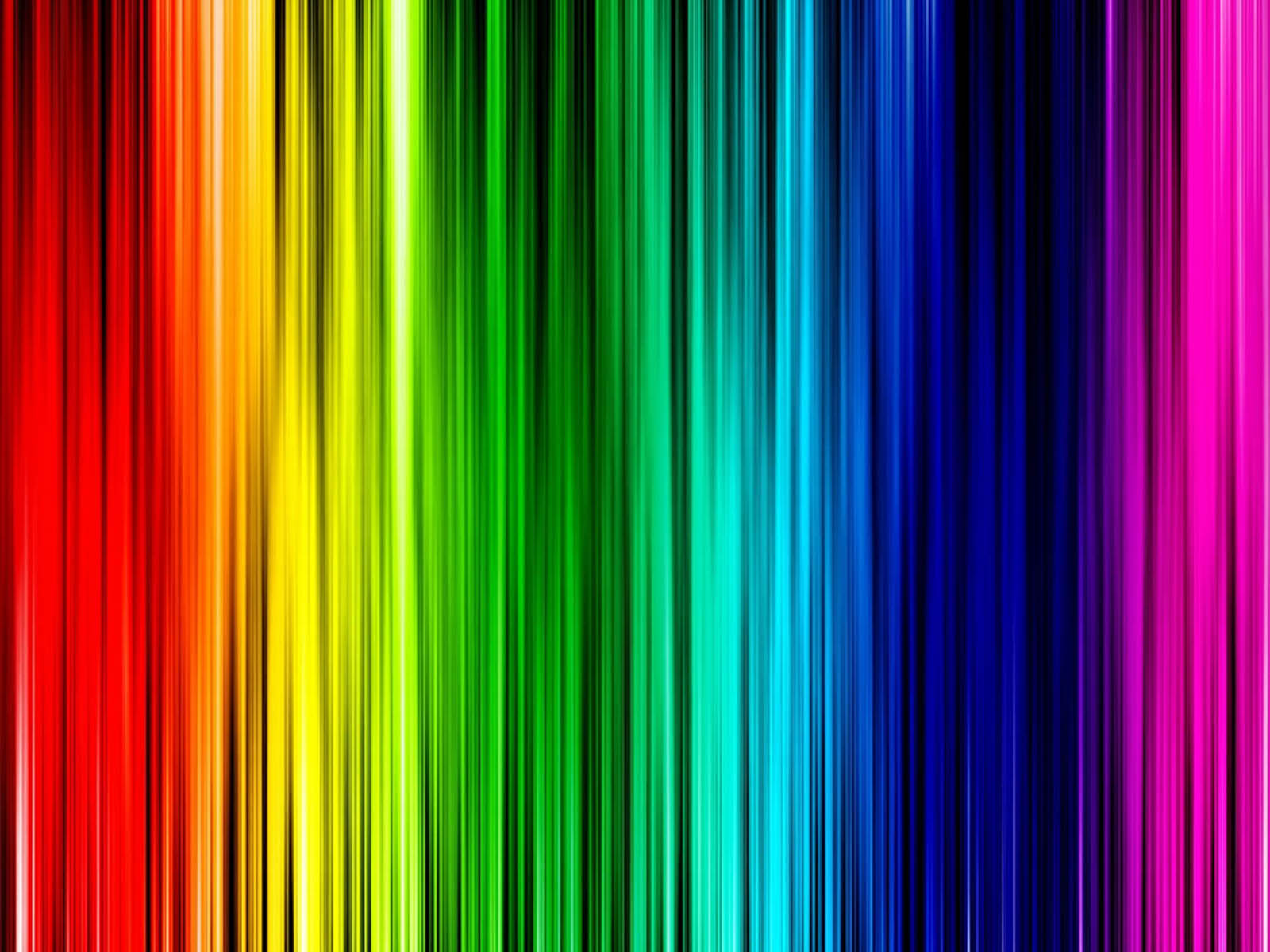 wallpaper: Abstract Rainbow Colours Wallpapers