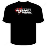 Desain: T-Shirt Garessi Hometown