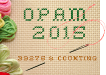 OPAM 2015 FINISHES