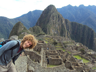#65 Machu Picchu means 'Muchos Pictures'